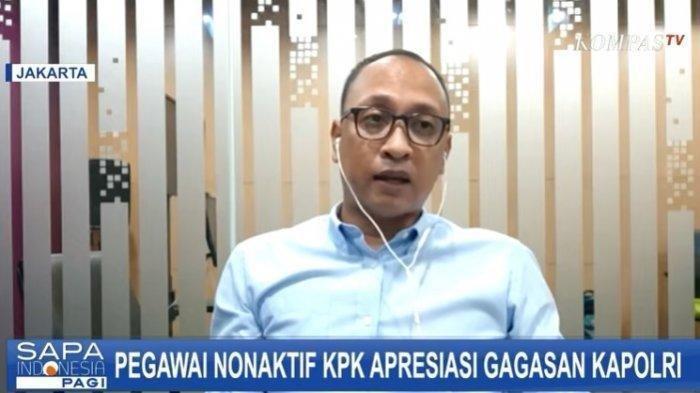 Eks Pegawai KPK Tak Lolos TWK Rasmala Aritonang Tertarik Berkecimpung di Partai Politik