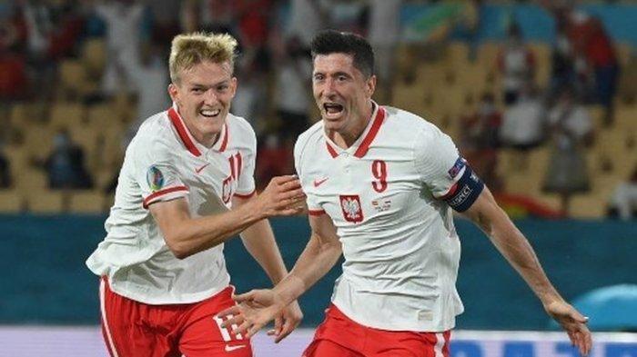 Seluruh Tim di Grup E Masih Bisa Lolos 16 Besar Euro 2020, Begini Skenario Spanyol Lolos