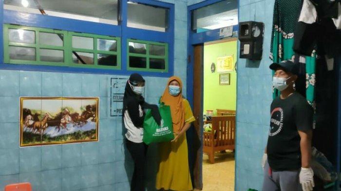 Relawan Milenial Kalisapu Tegal Hadir di Tengah Masyarakat Termasuk saat Pandemi Covid-19