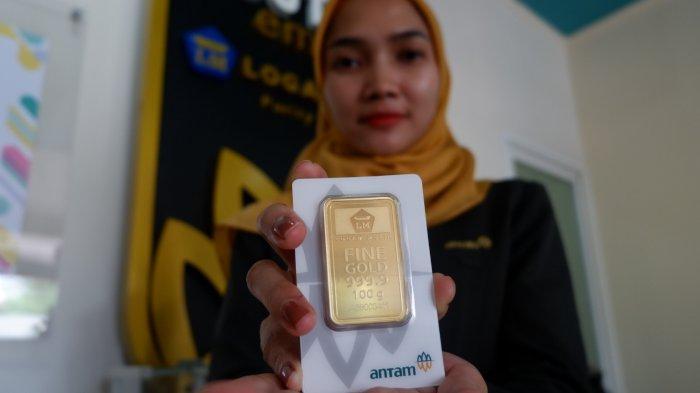 Harga Emas Antamdi Semarang Hari ini MengalamiKenaikan Rp 2.000 Berikut Daftar Lengkapnya