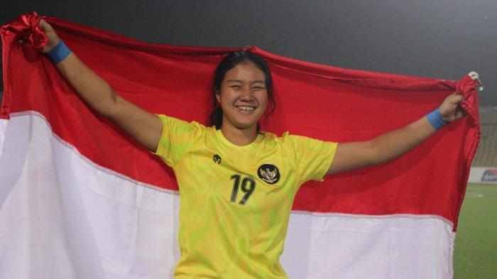 Fani Siswi MAN 2 Banjarnegara Jadi Andalan Timnas Senior Putri Indonesia di Piala Asia 2022