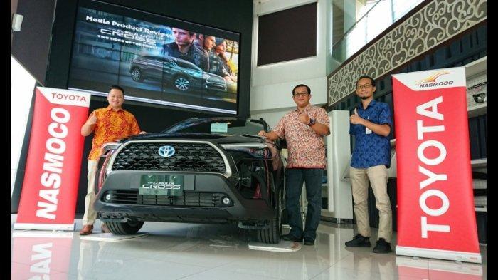 Meluncur di Jateng Berikut Harga OTR Toyota Corolla Cross Hybrid di Nasmoco