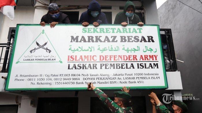 Eks Pengurus FPI Deklarasikan Ormas Front Persatuan Islam, Begini Respon Polri