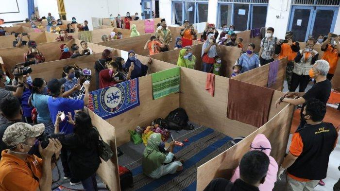 Suara Gemuruh Merapi Terdengar Jelas, Warga di Boyolali Dievakuasi ke Pengungsian