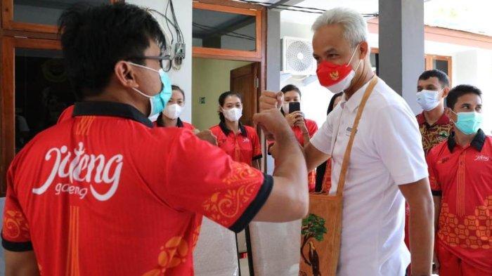 Ganjar Tegur Manajer Hotel Gara-gara AC Kamar Atlet Banten Mati: Panas Sekali, Tolong Diperbaiki