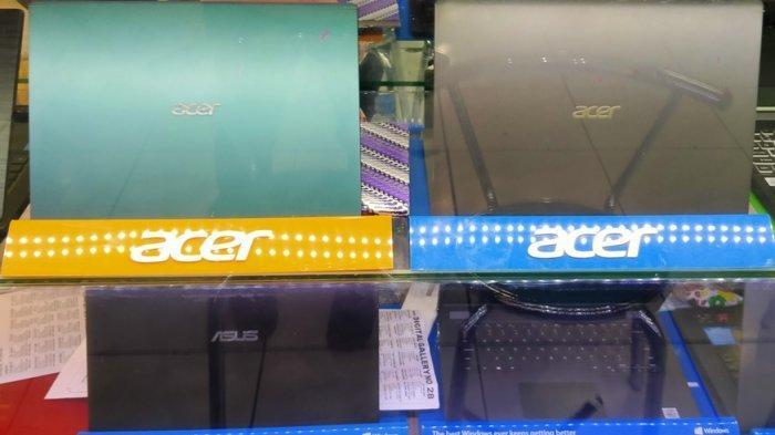 Berikut Ini Daftar Harga dan Spesifikasi Laptop Acer di Bulan Mei 2021