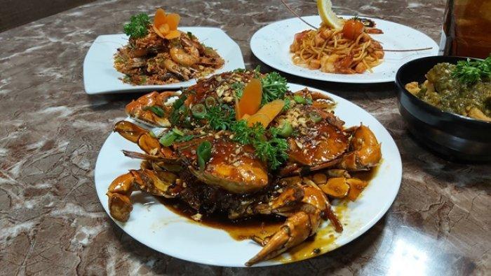 Yuk Cicipi Kepiting Telur Saos Tiram Seafood Andalan di Tegal