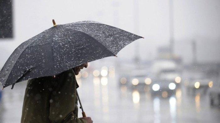 Prakiraan Cuaca BMKG Tegal Raya Jumat 24 September 2021, Waspada Hujan Sedang pada Sore Hari