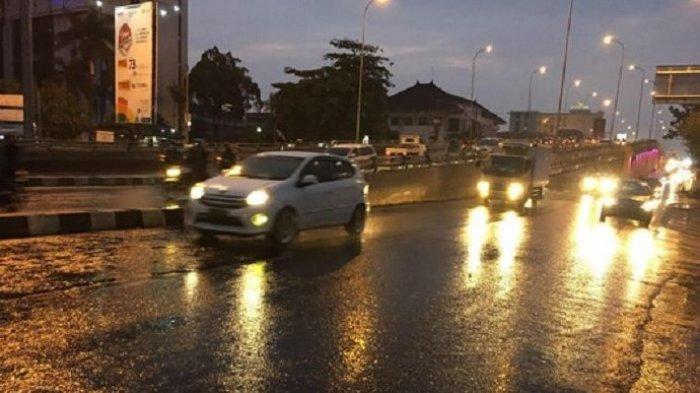 Siang-Malam Diguyur Hujan Ringan, Prakiraan Cuaca BMKG Kabupaten Batang Kamis 16 September 2021