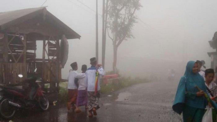 Sebagian Hujan pada Sore Hari, Prakiraan Cuaca BMKG di Pekalongan Raya Senin 20 September 2021