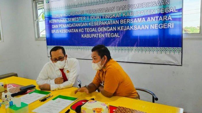 Tak Daftarkan Pekerja Program JKN-KIS, Badan Usaha di Kabupaten Tegal akan Dijatuhi Sanksi Tegas