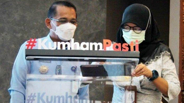Tingkatkan Kualitas Pelayanan Publik, Kanwil Kemenkumham Jateng Gandeng Ombudsman