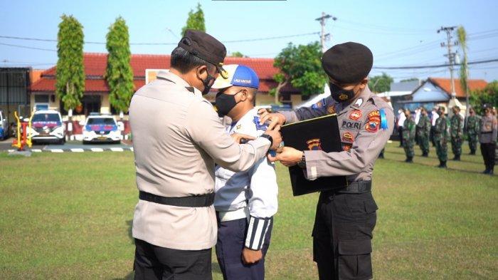 AKBP Edwin Minta Operasi Patuh Candi 2021 di Batang Dilakukan Secara Humanis