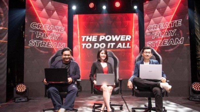 Acer Luncurkan Laptop Baru Berbekal AMD Ryzen 5000 Series Mobile Processors