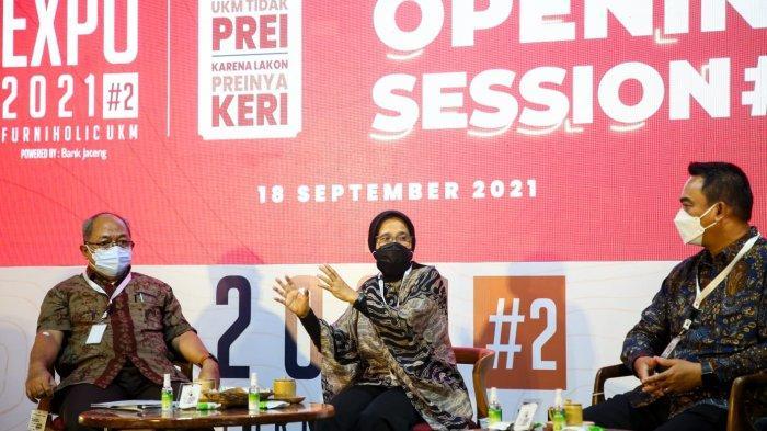 Ini Manfaat Factory Sharing Furnitur Bagi UKM di Jawa Tengah