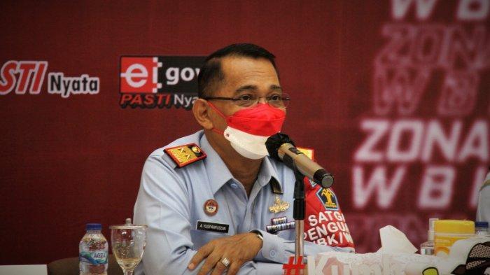 Jelang Evaluasi TPN, Kemenkumham Kanwil Jawa Tengah Minta Semua Satker di Daerah Berbenah