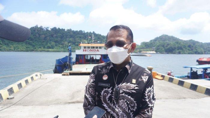 Kemenkumham Jateng Koordinasi dengan Instansi Lain Evakuasi Kapal Pengayoman di Nusakambangan
