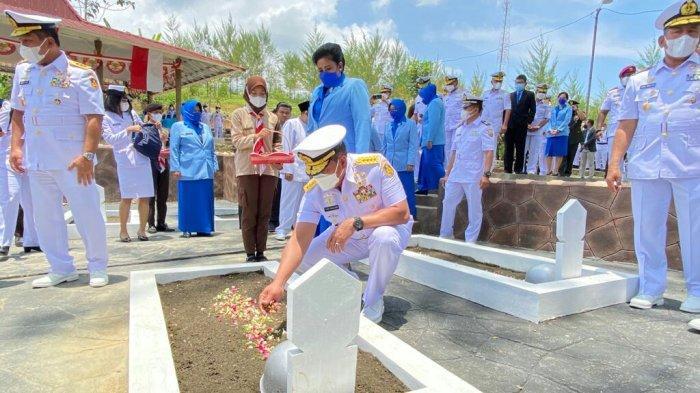 Laksamana TNI Yudo Margono : Kabupaten Tegal Cikal Bakal Sejarah TNI Angkatan Laut