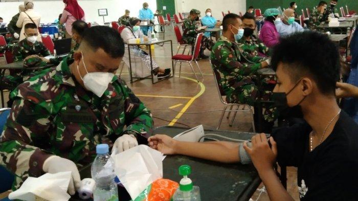 Kesdam IV/Diponegoro Gelar Vaksinasi untuk Anak-anak, Mayor Joko: hingga Hari Jumat
