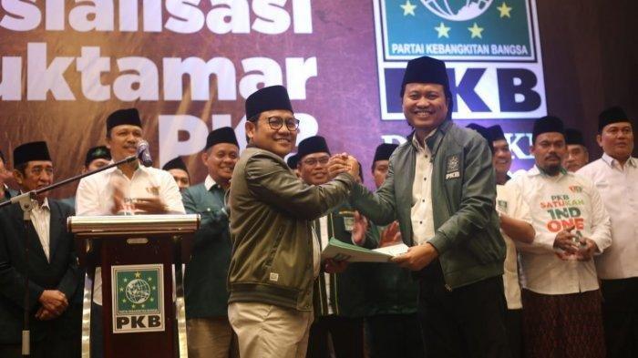 Hasil Survei SMRC Elektabilitas PKB Melejit Salip Gerindra, Muhaimin: Yakin Minimal Posisi Dua