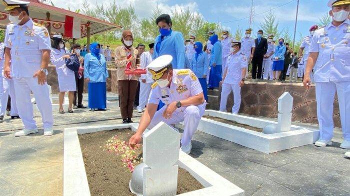 Ziarah bersama Habib Luthfi, KSAL Ungkap Cerita di Balik TMP Bumi Wana Samudera Kalibakung Tegal