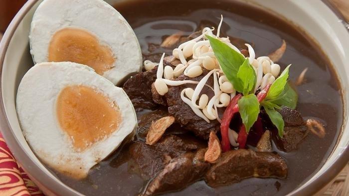 Rawon Dinobatkan sebagai Sup Terenak se-Asia oleh TasteAtlas 2020, Ini Ulasannya