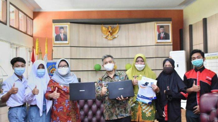 SMK di Kabupaten Tegal Rakit dan Produksi Laptop, Ini Spesifikasi dan Mereknya, Bisa Dibeli di Sini