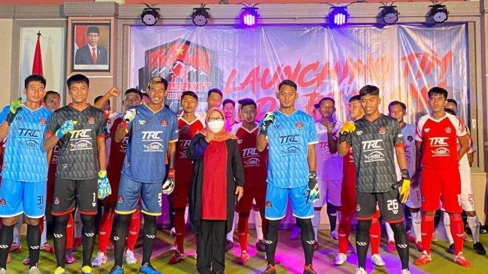 Siap Berlaga di Liga 2, Persekat Launching Jersey dan Kenalkan Para Pemain, Ini Daftarnya
