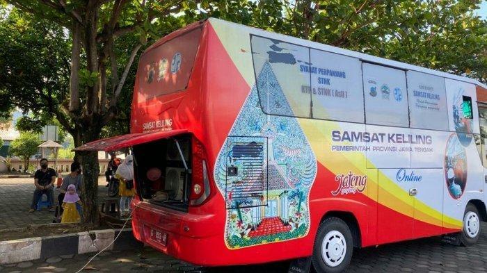 Samsat Keliling Kabupaten Tegal Kamis 7 Oktober 2021 Buka di Tiga Lokasi