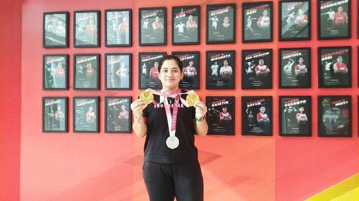 Kisah Perjuangan Leani Ratri Oktila Boyong Tiga Medali di Paralimpiade Tokyo 2020