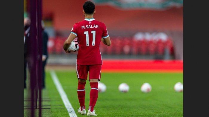 Kabar Buruk, Nestapa Liverpool, Mo Salah Dinyatakan Positif Covid-19 saat akan Bela Timnas Mesir