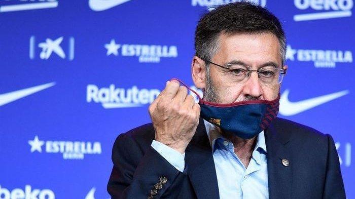 Bagaimana Nasib Mantan Presiden Barcelona Bartomeu setelah Sehari Mendekam di Penjara?