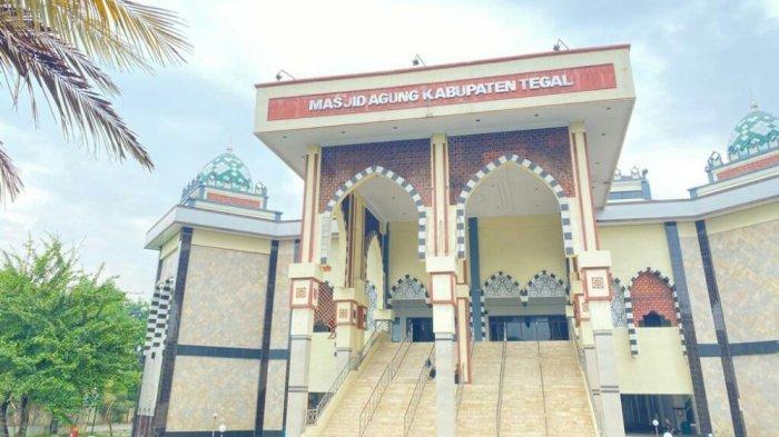 Jadwal Salat Id Masjid Agung Kabupaten Tegal, Berikut Nama Imam, Khatib dan Syarat Mengikutinya