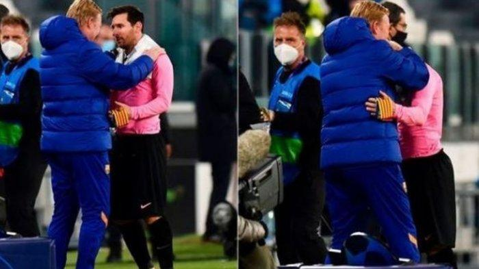 Rayo Vallecano vs Barcelona: Messi Kembali Masuk Skuat, Ronald Koeman Antusias