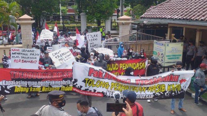 Ihwal Tolak Kenaikan PNBP, Asep Irfan: Perjuangan SNNU Selaras dengan Aspirasi Nelayan Nusantara