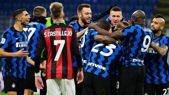 Hasil Copa Italia Juventus, Napoli, Inter dan Atalanta Lolos Semi Final, AC Milan Merana