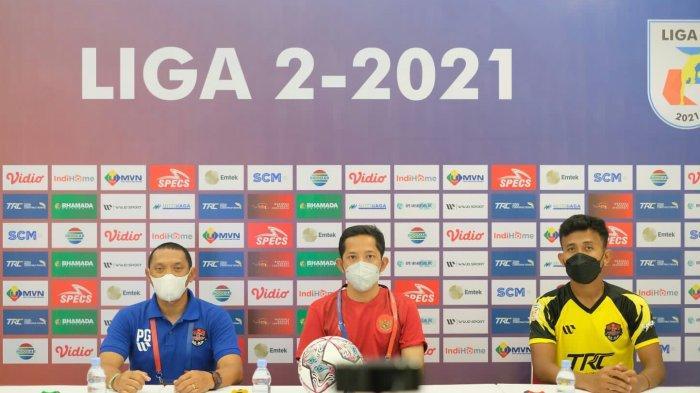 Setelah Tundukkan Perlawanan PSKC Cimahi, Ini Target Persekat Tegal Selanjutnya di Liga 2 2021