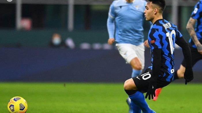 Inter vs Lazio: Gigit Elang Ibu Kota, Si Ular Raksasa Puncaki Klasmen Serie A Italia