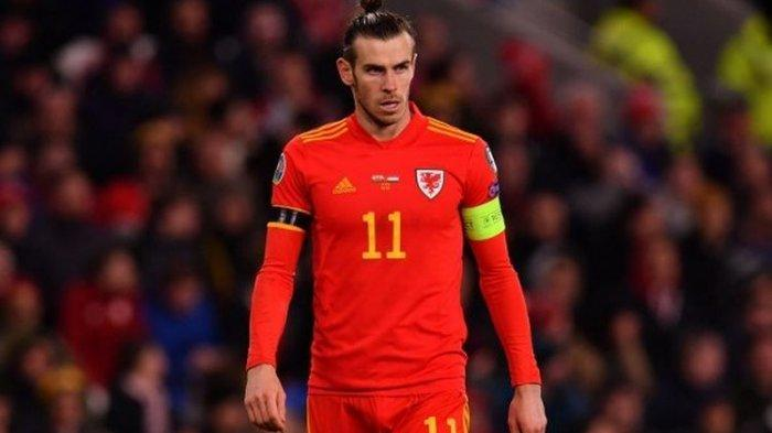 Motivasi Gareth Bale Rusak Dominasi Italia di Grup A Euro 2020