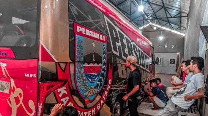 Persibat Batang Akan Tour Uji Coba dengan Tim Liga 3 2021