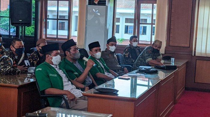 GP Ansor Siap Pasang Badan Bantu Rencana Pemkab Pati Tutup Permanen Tempat Prostitusi