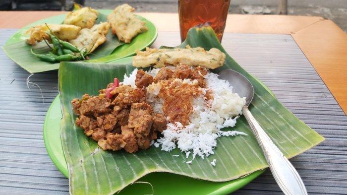 Sensasi Rasa Kenyal dan Gurih, Nikmatnya Ponggol Ketan  Kuliner Khas Kota Tegal