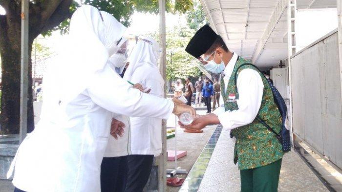 Antisipasi Klaster PTM di Kendal, Disdikbud Terapkan Kebijakan Swab Acak kepada Siswa dan Guru