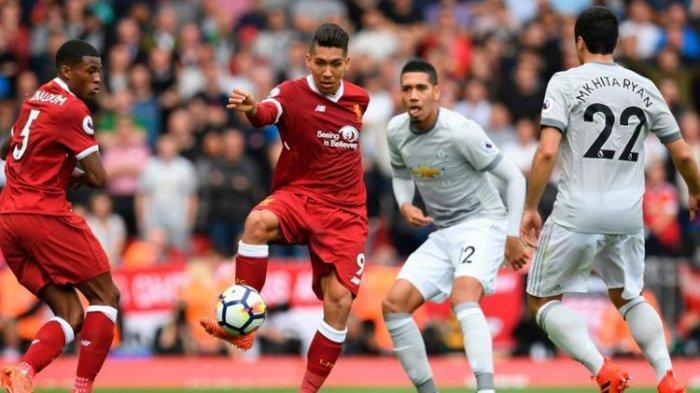 Jadwal Siaran Big Match Liverpool vs Manchester United, Penentuan Pemuncak Klasemen