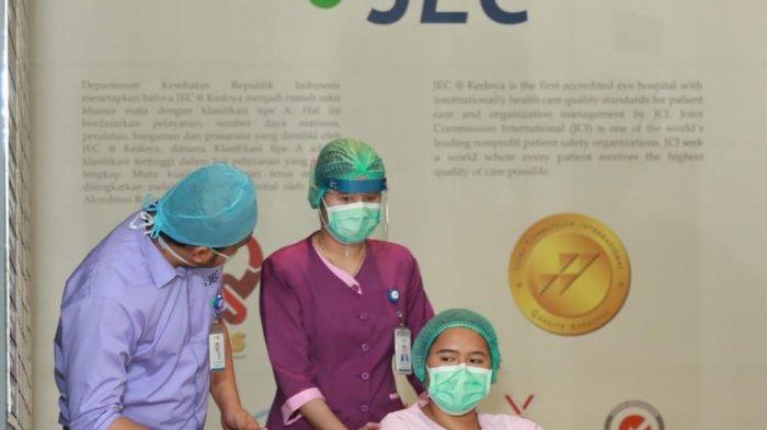 JEC Eye Hospitals and Clinics Pertahankan Akreditasi dari Joint Commission International (JCI),