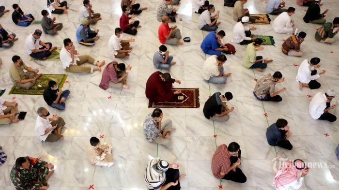 Jadwal Salat Idulfitri di Masjid Agung Kota Tegal, Berikut Imam, Khotib dan Syarat Mengikutinya