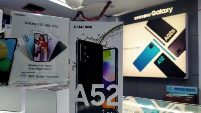 Harga Rp 5 Jutaan, Berikut Ini Spesifikasi Samsung Galaxy A52
