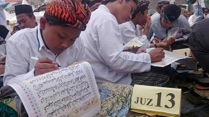 Jokowi Tandatangani Perpes Pendanaan Ponpes, Pemprov Jateng Segera Susun Perda untuk Tindaklanjut