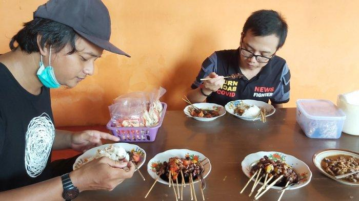 Lezatnya Sate Kelinci Mbak Ahlun di Bojong Pekalongan, Dagingnya Empuk dan Tidak Amis
