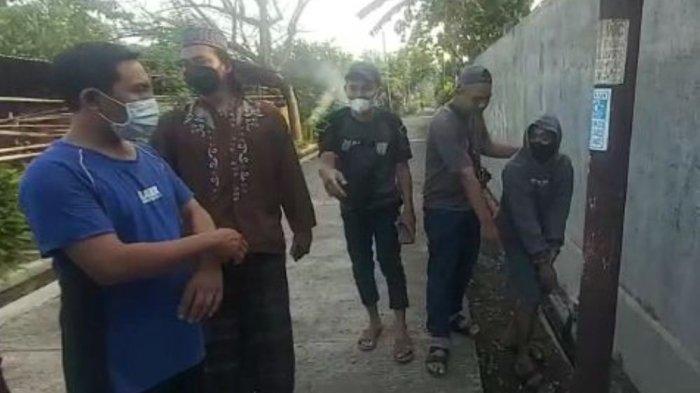 Ditangkap Polisi di Kendal, Ahmad Lutfi Gagal Edarkan 34 Paket Sabu, Diringkus di Pinggir Jalan